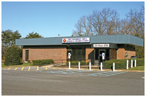 Thunderbolt Area FCU Building 2